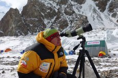 Denis Urubko krytycznie wypowiedział się o wyprawie na K2.