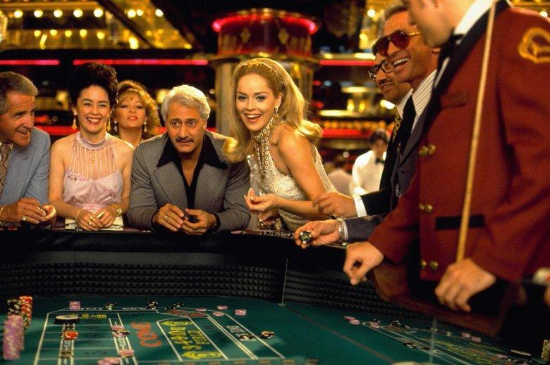 Robert De Niro bogiem kasyna