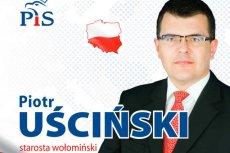 """Poseł Piotr Uściński z PiS chce, by programem """"Za życiem"""" objęto też kobiety, które padły ofiarami gwałtu."""