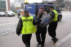 Gdańsk: Zatrzymano dwóch policjantów. Mieli się znęcać nad bezdomnym. (zdjęcie poglądowe).
