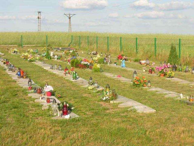 Cmentarz Małych Zwierząt w Rzędzianach pod Białymstokiem.