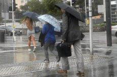 W piątek spodziewane są gwałtowne opady, nawet do 60 litrów na metr kwadratowy.