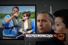 PiS przygotował spot... na konwencję PO. Partia Kaczyńskiego sugeruje, dlaczego Platforma unika Warszawy.