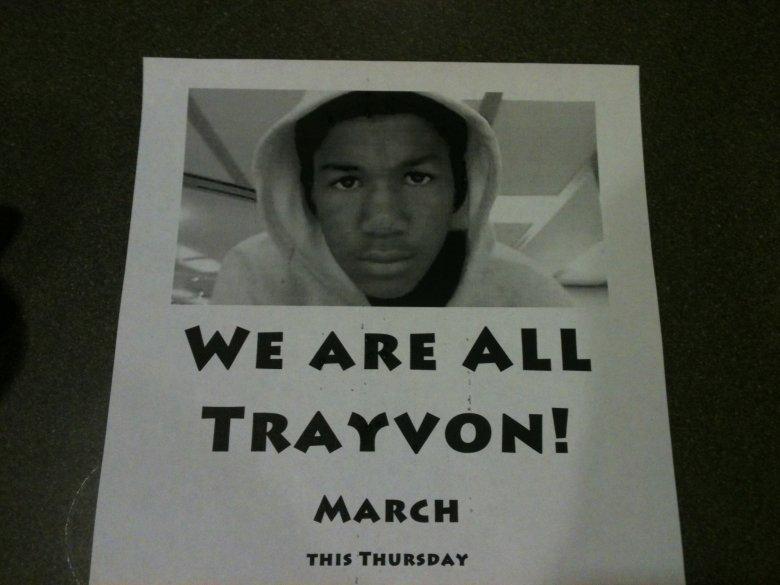 Ogłoszenie, które właśnie znalazłam w korytarzu na Swarthmore College