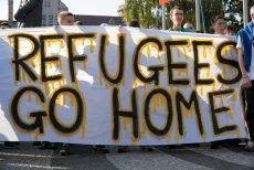 Zdjęcie z jednej z demonstracji z naszym kraju.