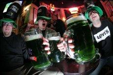 W Polsce mylnie uważamy, że w świętego Patryka należy pić zielone piwo. W Irlandii takowe nie występuje