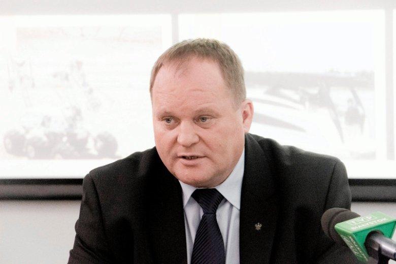 Mieczysław Baszko opuścił PSL. Tym samym partia przestaje być klubem parlamentarnym.