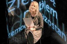Ewa Wójciak, dyrektor Teatru Ósmego Dnia