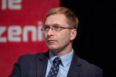 Paweł Lisiecki był burmistrzem Pragi Północ, dziś jest członkiem komisji reprywatyzacyjnej Patryka Jakiego.