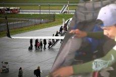 Film pokazuje, co się dzieje z walizkami pasażerów linii lotniczej.