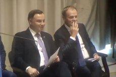 Andrzej Duda podzielił się z Donaldem Tuskiem refleksją na temat drugiej kadencji prezydenckiej.