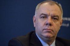 """Jacek Sasin stwierdził, że jest """"zlecenie"""" na Mateusza Morawieckiego."""
