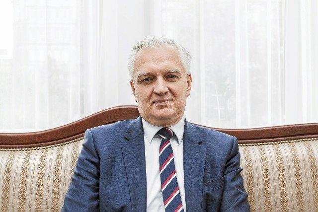 Jarosław Gowin twierdzi, że elity zachodniej Europy dążą do samozagłady.