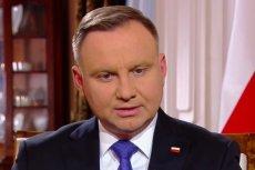 Prezydent Andrzej Duda na antenie Polsat News de facto przyznał, że wrócił z USA z pustymi rękami.
