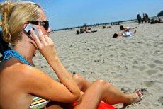 Co teraz jest najpotrzebniejsze na wakacjach? Telefon.
