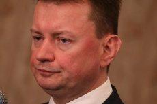 Mariusz Błaszczak skrytykował przemówienie Donalda Tuska.