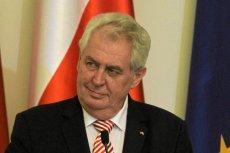 Prezydent Czech Milosz Zeman twierdzi, że Bractwo Muzułmańskie jest odpowiedzialne za kryzys migracyjny w Europie.