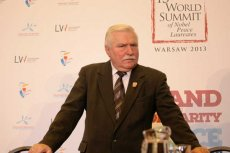 Wałęsa cieszy się w Gdańsku sporą estymą.