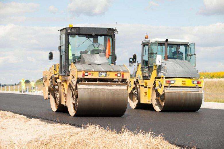 Od połowy marca drogowcy wracają na place budowy.