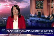 """""""Wiadomości"""" TVP podały w materiale fałszywy cytat Hanny Arendt."""