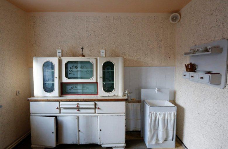 Wnętrze domu w Jeleniu