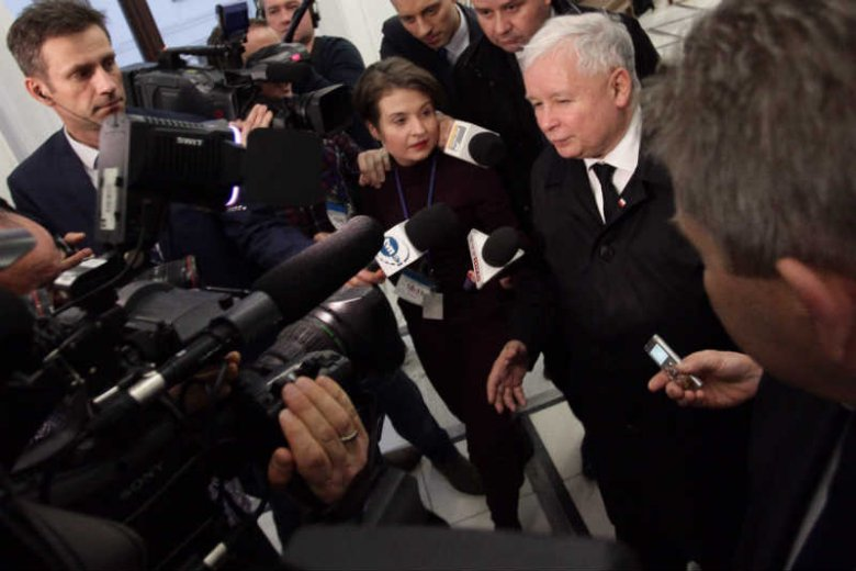 Jarosław Kaczyński jeszcze przed końcem roku przeprowadza kadrową rewolucję w mediach publicznych.