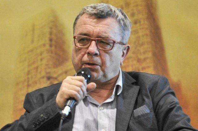 """Grzegorz Miecugow już 10 lat ze """"Szkłem kontaktowym"""": Nie jestem pokorny. Nikt mi nie mówi, co nadawać"""
