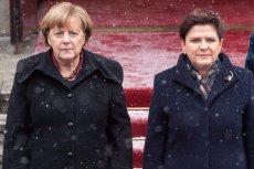 Kanclerz Niemiec Angela Merkel we wtorek przybyła z oficjalną wizytą do Polski. Spotkała się m.in. z premier Beatą Szydło.