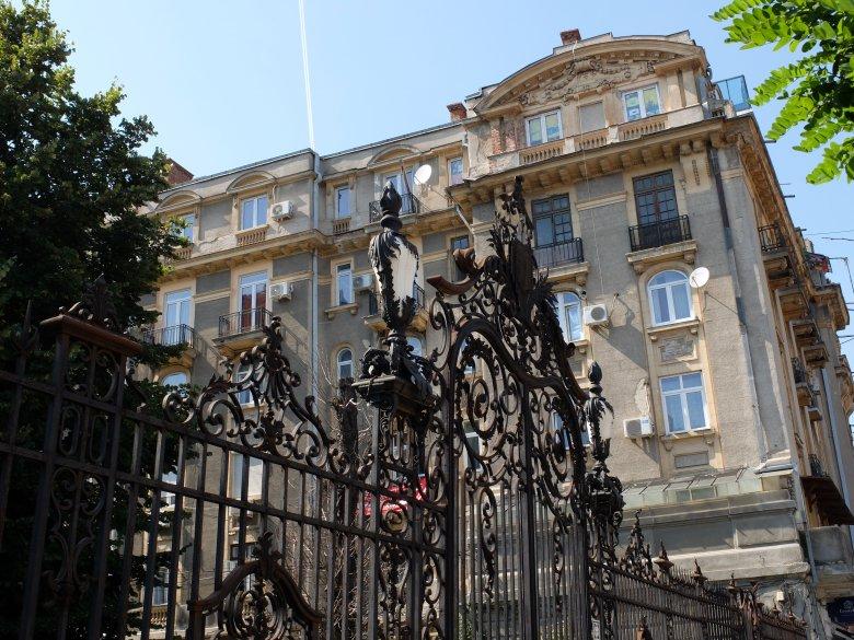 Calea Victorei, Bukareszt