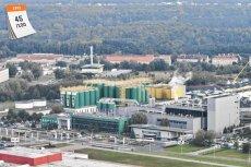 Kompania Piwowarska jest obecnie największym producentem piwa w Polsce. Na zdjęciu należący do niej browar Lech Browary Wielkopolski