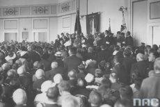 Zwolennicy Frontu Morges, sierpień 1936.