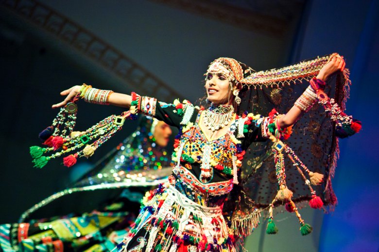 Mohini Devi, Brave Festival 2013