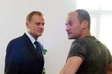 Paweł Kukiz komplementuje Donalda Tuska. Nazwał byłego premiera mistrzem retoryki i PR.