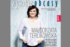 """Wywiad z Małgorzatą Terlikowską ukazał sięw """"Wysokich Obcasach"""""""