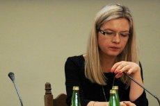 Małgorzata Wassermann jest gotowa na ataki.