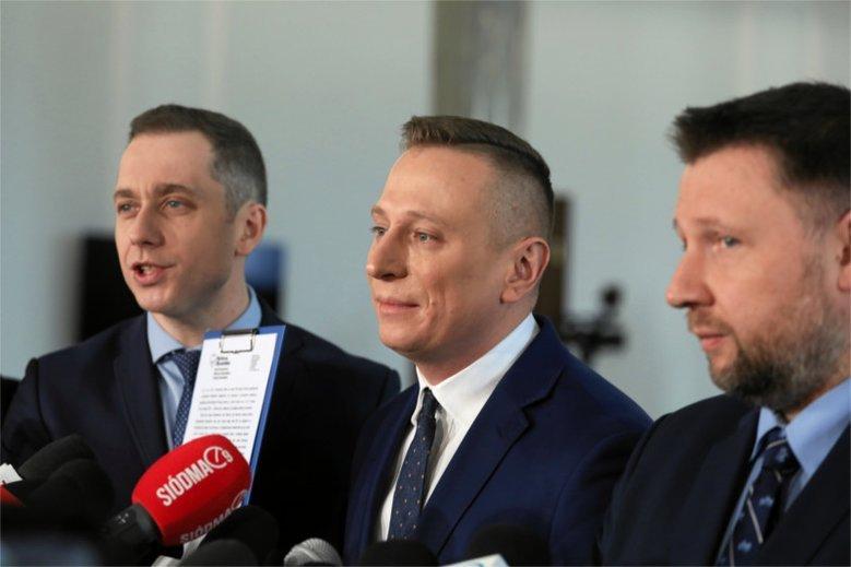 Trzech polityków PO - Cezary Tomczyk, Krzysztof Brejza i Marcin Kierwiński - dostało pozwy od Jarosława Kaczyńskiego.