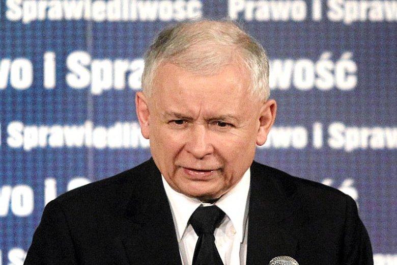 Prezes PiS Jarosław Kaczyński ostrzega przed sfałszowaniem wyborów.