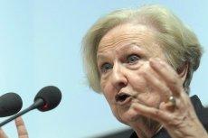 Prof. Ewa Łętowska tłumaczy, że do polexitu wcale nie potrzeba referendum.