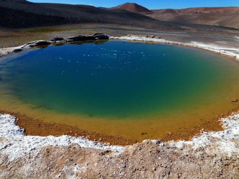 El Volcancito, Atakama.