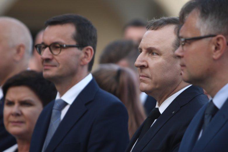 Jacek Kurski ma być oskarżany przez PiS za słaby wynik w wyborach.