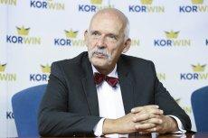 Janusz Korwin-Mikke jest przekonany, że nadciąga wojna.
