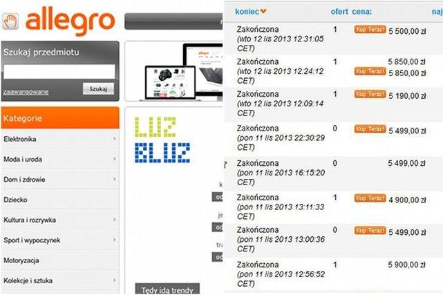 Allegro padło ofiarą szpiega, który wyniósł gigabajty danych? Firma zaprzecza, ale uważaj - kretem może być nawet sprzątaczka