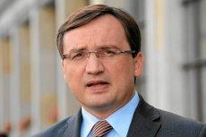Zbigniew Ziobro uważa, że nowa ustawa o policji za bardzo ogranicza służby specjalne.