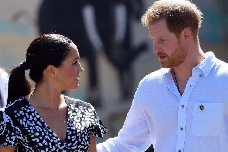 Film dokumentalny z udziałem księcia Harry'ego i Meghan Markle wywołał poruszenie na Wyspach.