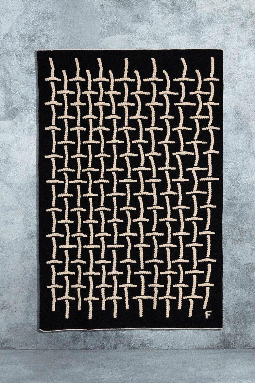 Dywan zaprojektowany przez Filipa Pągowskiego nie lata, lecz jest odlotowy