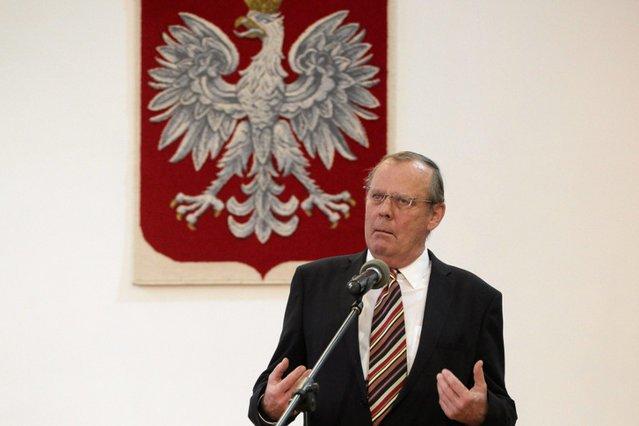 Wacław Berczyński chce odbudowywać polski przemysł lotniczy.