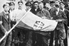 535 Pluton Słowaków - jedyny oddział walczący w powstaniu, złożony niemal w całości z cudzoziemców.