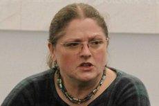Krystyna Pawłowicz walczy z TVN, apeluje do KRRiT o odebranie koncesji stacji.