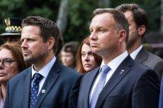 W drugiej turze wyborów prezydenckich Andrzej Duda powalczy z Rafałem Trzaskowskim –  wynika z sondażu IBRiS dla Onet.pl