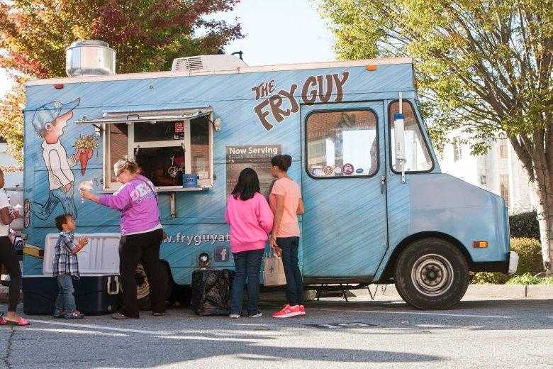 Food trucki robią karierę na całym świecie.